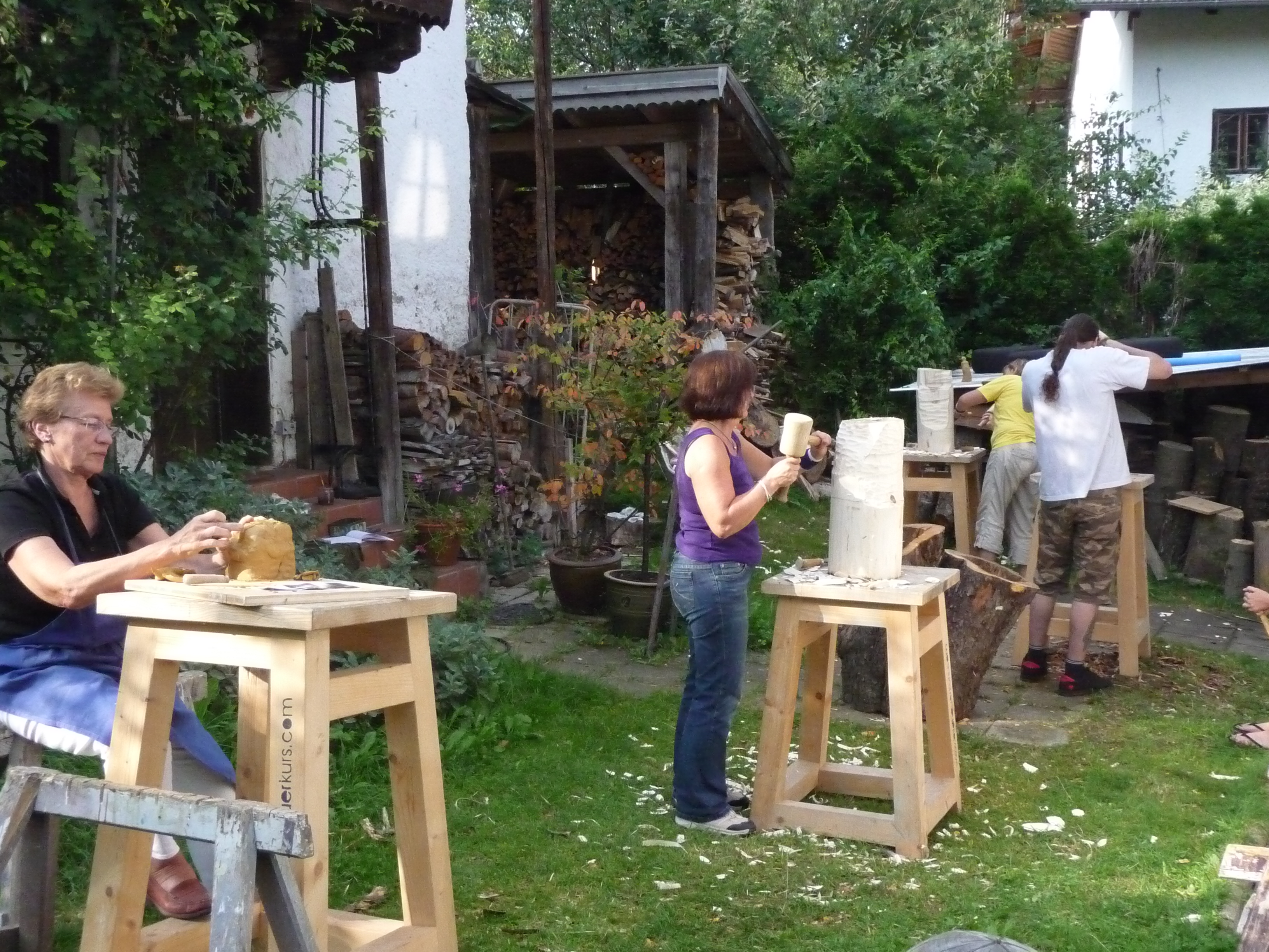 Bildhauerkurs